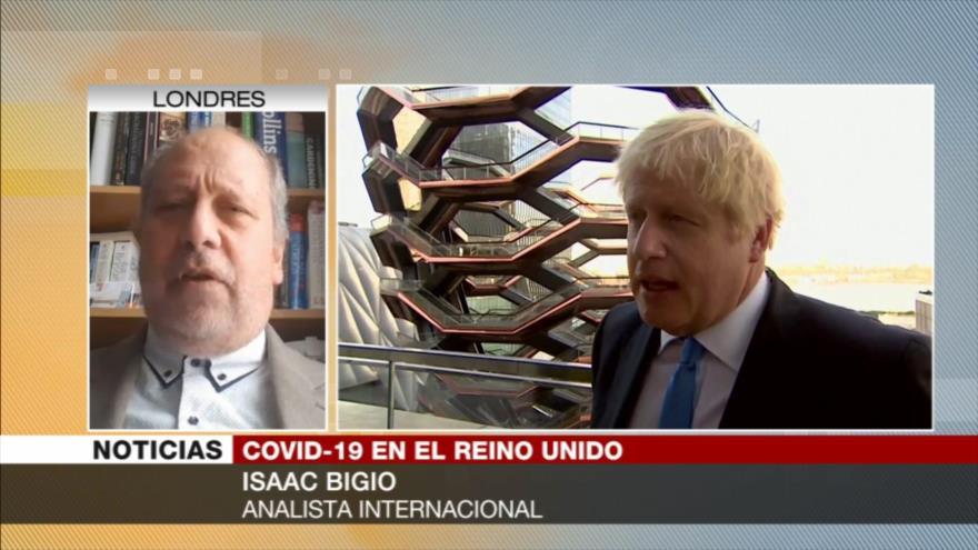Bigio: Crisis de COVID-19 podría herir de muerte a Unión Europea