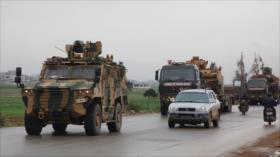 Fuerzas turcas matan a dos civiles en el noreste de Siria