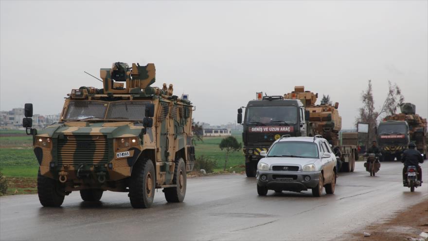 Fuerzas turcas matan a dos civiles en la provincia siria de Al-Hasaka