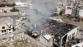Arabia Saudí destruye 2145 instalaciones yemeníes en solo un mes