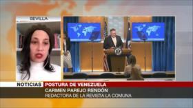 Parejo: EEUU no solo quiere controlar Venezuela sino la región