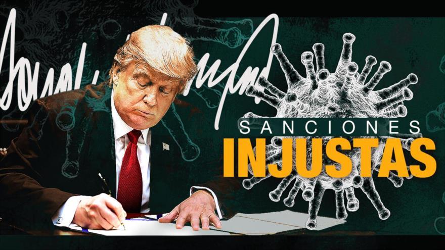 Detrás de la Razón; Sanders: sanciones antiraníes deben ser levantadas en medio de la crisis por coronavirus