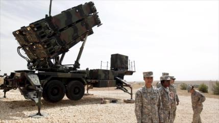 """""""Con despliegue de Patriot, EEUU viola soberanía de Irak"""""""