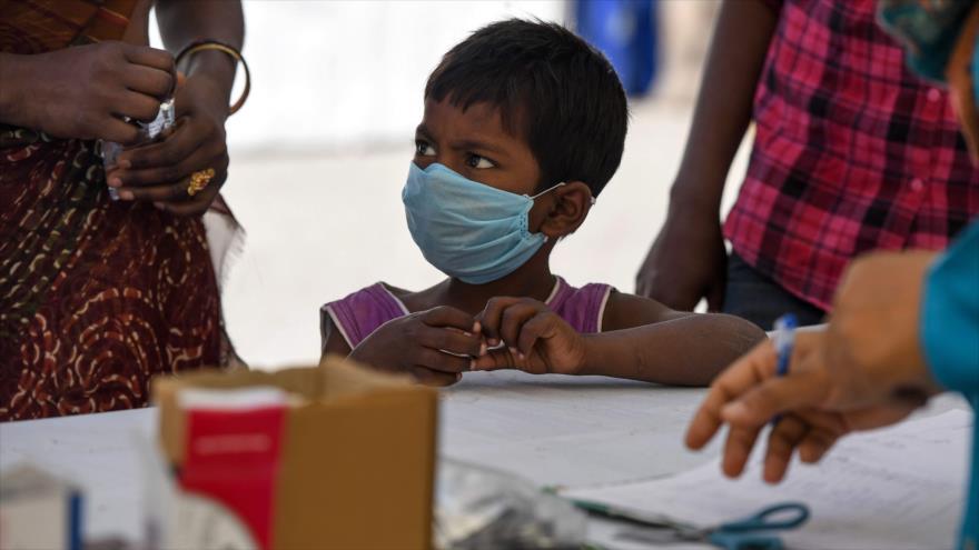 OMS: Jóvenes y niños también están en peligro por el coronavirus