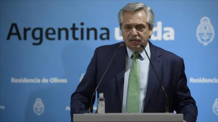 Aumenta aprobación de Fernández por manejo de crisis del COVID-19
