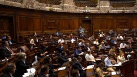Legisladores de Uruguay aprueban fondo contra coronavirus