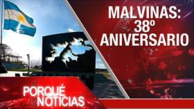 El Porqué de las Noticias: Conflicto sirio. Advertencia de Venezuela a EEUU. Guerra de Malvinas