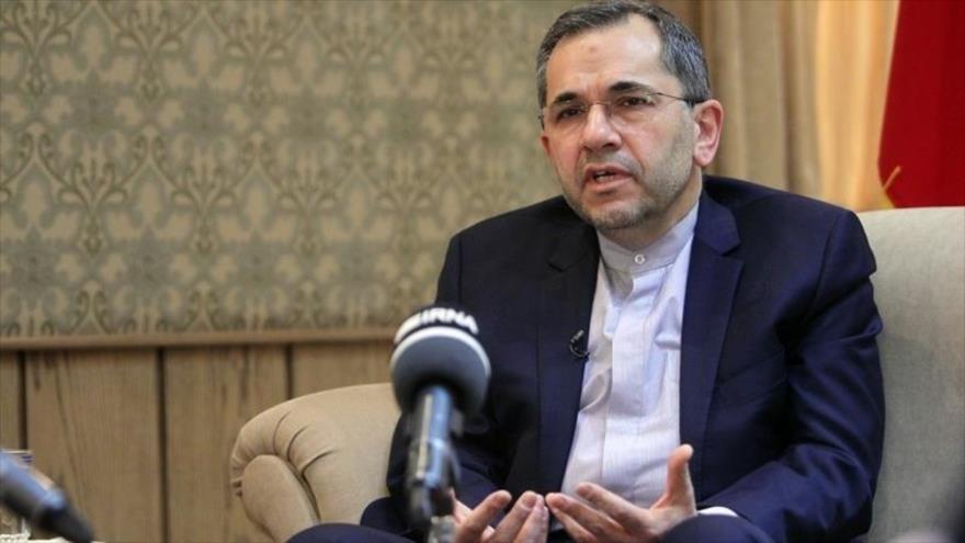 Irán: A nadie engaña la campaña de desinformación de EEUU