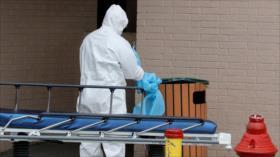 En EEUU tiran equipo de protección en basurero público