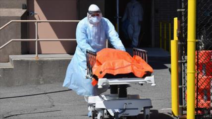 EEUU bate el record mundial: 1169 muertos en un día por COVID-19