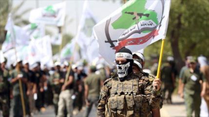 Resistencia iraquí publica un vídeo aéreo de la embajada de EEUU