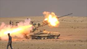 Fuerzas iraquíes persiguen a remanentes de Daesh en Diyala