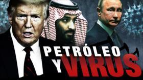 Detrás de la Razón: Precios del petróleo se hunden mientras saudíes, rusos y estadounidenses prometen pacto