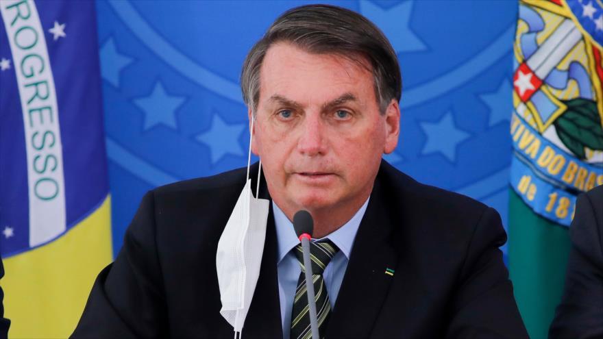 Denuncian a Bolsonaro ante Corte Penal Internacional por COVID-19 | HISPANTV