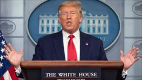 Trump ordena no exportar mascarillas a Canadá y América Latina