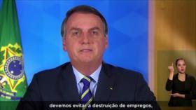 COVID-19 en Nueva York. Bloqueo naval de EEUU. Acusan a Bolsonaro - Boletín: 21:30 - 03/04/2020