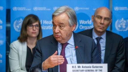 ONU: Lo peor de la devastación del COVID-19 está por llegar