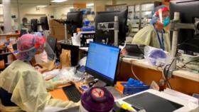 Balance de muertos e infectados por COVID-19 aumenta en EEUU