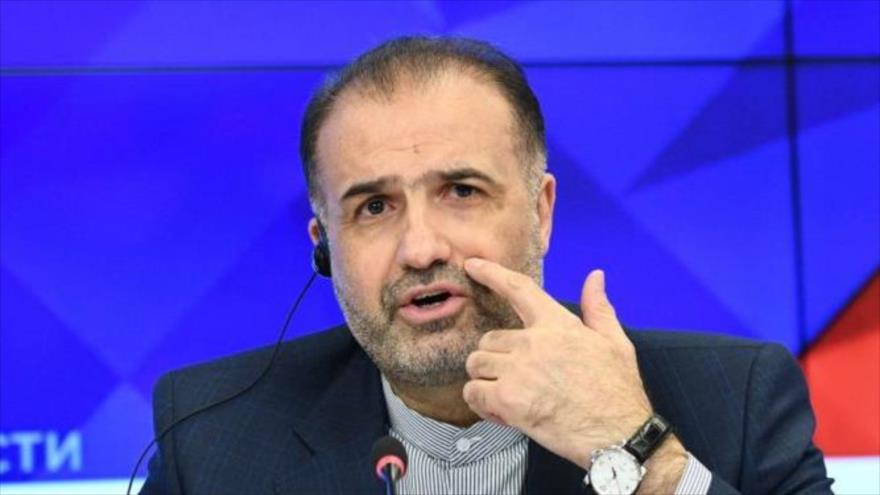 Irán: Sanciones de EEUU provocarán catástrofe humanitaria mundial