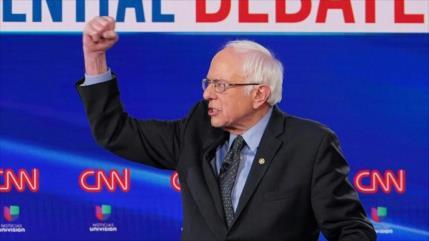 Sanders censura falta de equipo de protección para médicos en EEUU