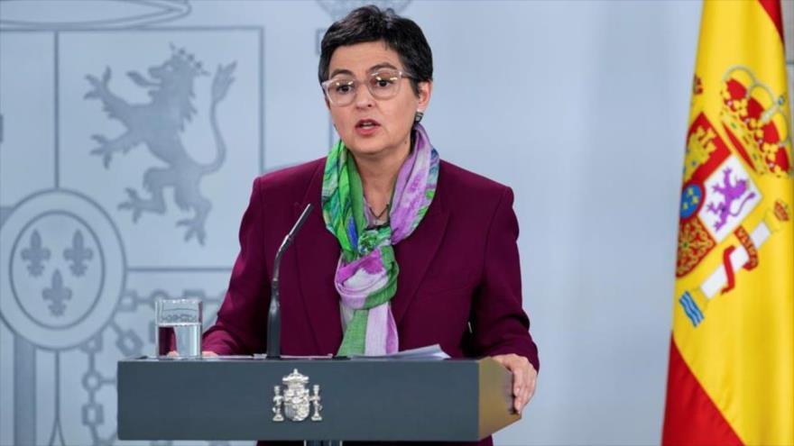 España pide fin de bloqueo a Irán, Cuba y Venezuela ante COVID-19