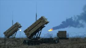 'EEUU despliega sistemas Patriot en Irak para defender a Israel'