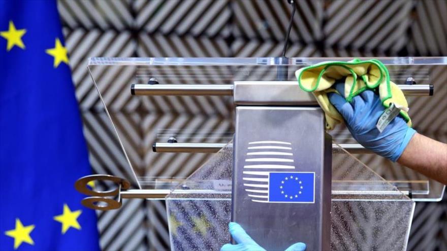 Sondeo: UE ya venía fracturada; el coronavirus la romperá   HISPANTV