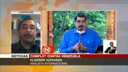 Adrianza: EEUU busca hacerse con el crudo de México y Venezuela