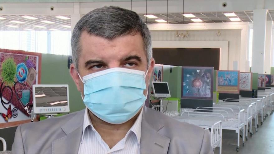 Irán pide el fin de sanciones de EEUU en medio del COVID-19