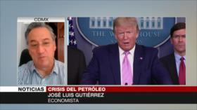 Gutiérrez: EEUU, el jugador oculto en guerra por precio del crudo