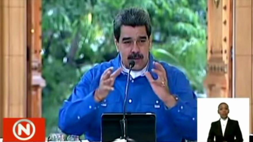 Sanciones de EEUU. Precio del petróleo. Golpe contra Venezuela - Boletín: 21:30 - 04/04/2020