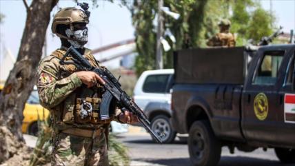 Fuerzas iraquíes desarticulan célula terrorista de Daesh en Nínive