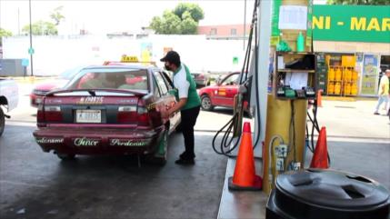 Caída histórica de precio de combustible en Nicaragua por COVID-19