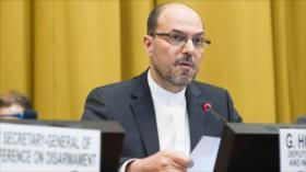 Irán pide a Europa que se oponga a las sanciones ilegales de EEUU