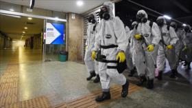 Brasil registra 1222 nuevos casos de COVID-19 en solo 24 horas