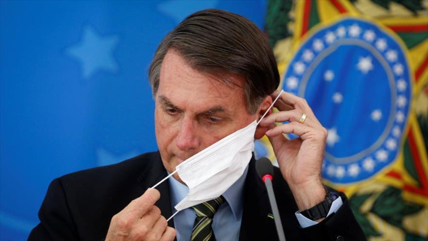 ¿Cómo la pandemia del COVID-19 debilita cada vez más a Bolsonaro? | HISPANTV