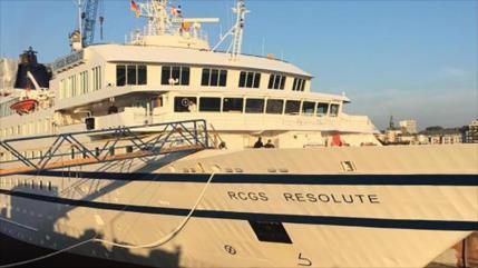 Revelan cómo barco portugués hundió la nave de guerra venezolana