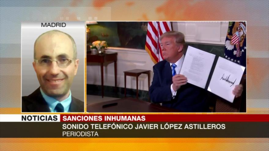 Astilleros: Es un paso difícil que EEUU levante sanciones contra Irán