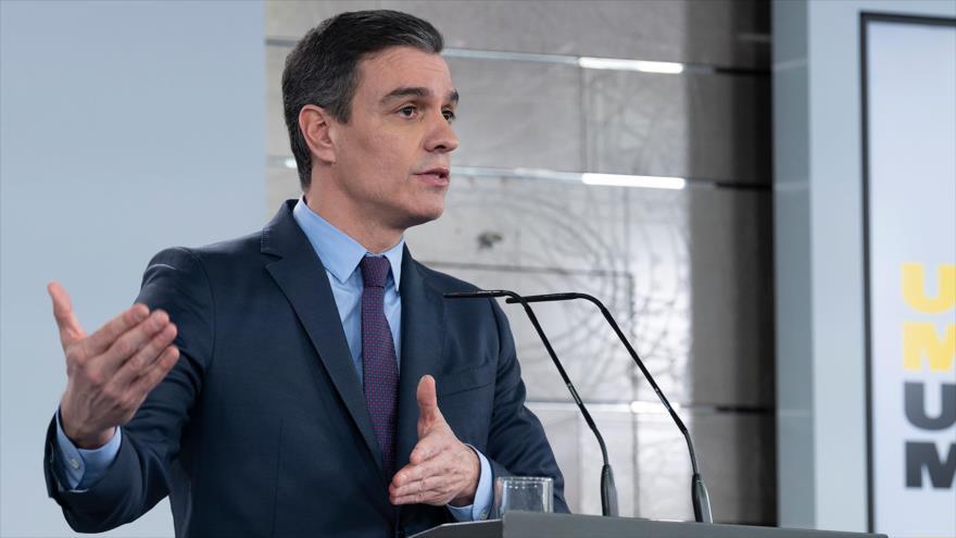 Sánchez alerta: COVID-19 amenaza la supervivencia de Unión Europea | HISPANTV