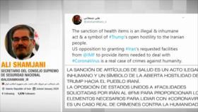 Sanciones contra Irán. Covid-19 en España. Talibán acusa a EEUU - Boletín: 14:30 - 05/04/2020