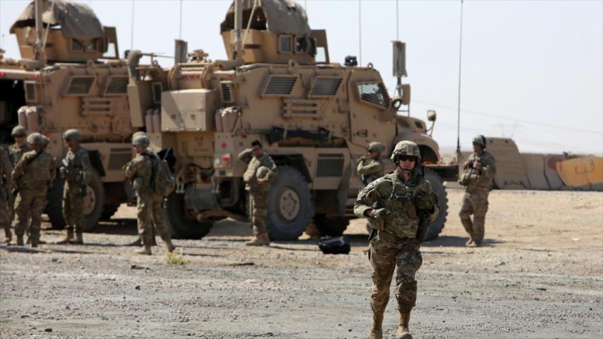 """Daesh será erradicado si EEUU sale de Irak y deja de apoyarlo"" | HISPANTV"