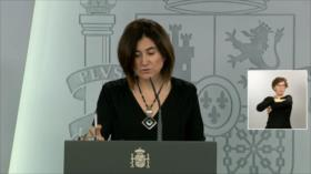 Disminuye la cifra de afectados por COVID-19 en España