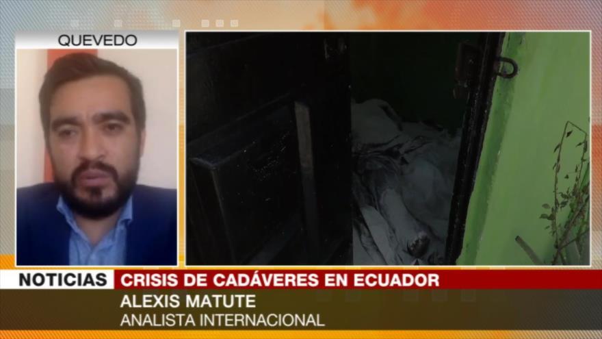 'Inacción del Gobierno ante COVID-19 provocó lo de Guayaquil' | HISPANTV