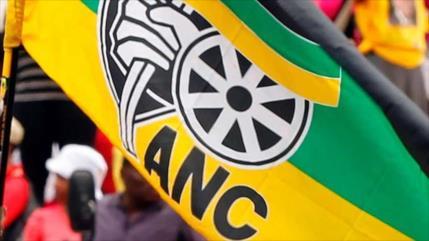 Partido gobernante de Sudáfrica insta a EEUU a levantar sanciones