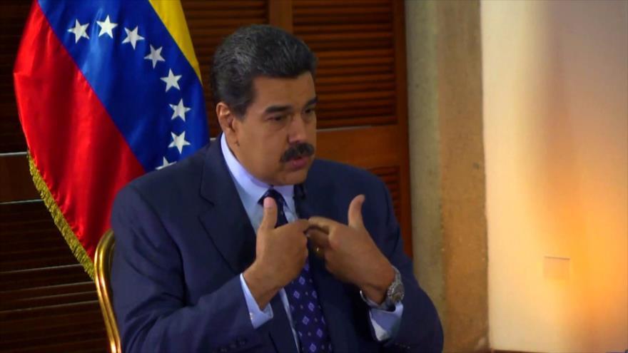Maduro en una carta denuncia la hostilidad de EEUU contra Venezuela