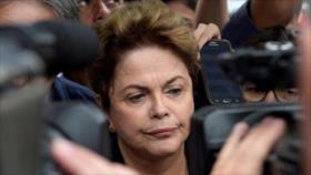Rousseff: Bolsonaro es incapaz ante crisis por COVID-19 en Brasil