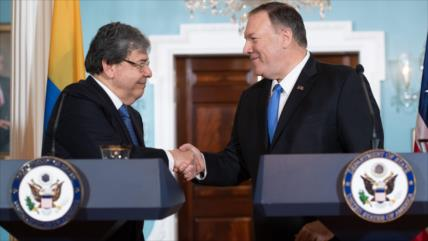 Colombia niega apoyar una intervención militar de EEUU en Venezuela