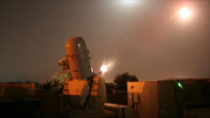 EEUU prueba un sistema antimisiles en la base iraquí de Ain al-Asad