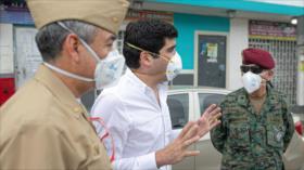 Ecuador se disculpa por cadáveres en las calles por el coronavirus