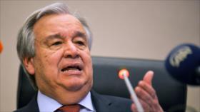 ONU llama a priorizar la seguridad de las mujeres en la cuarentena